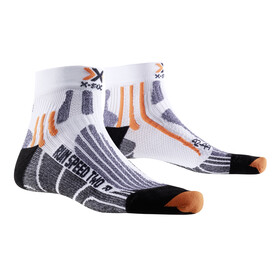 X-Socks Run Speed Two - Chaussettes course à pied - blanc
